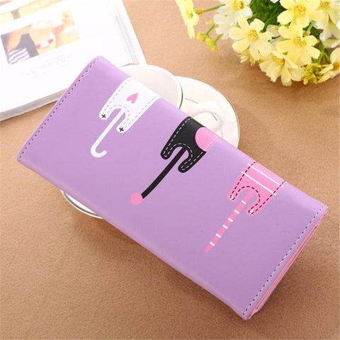 Image of cute wallet organizer - Cute Cats Store