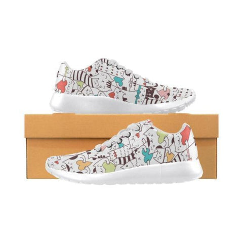 cat Sneakers - Cute Cats Store