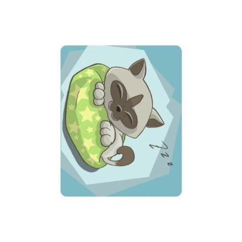 Image of rectangle mouse pad - Cute Cats Store