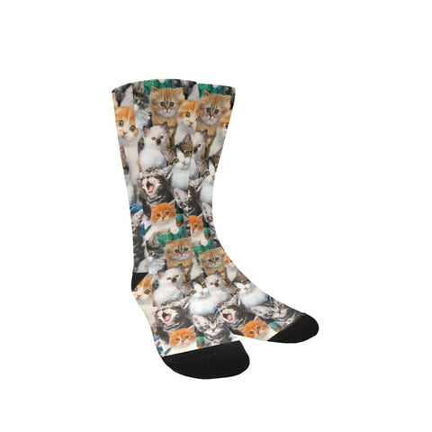 Cute Cat Socks - Cute Cats Store