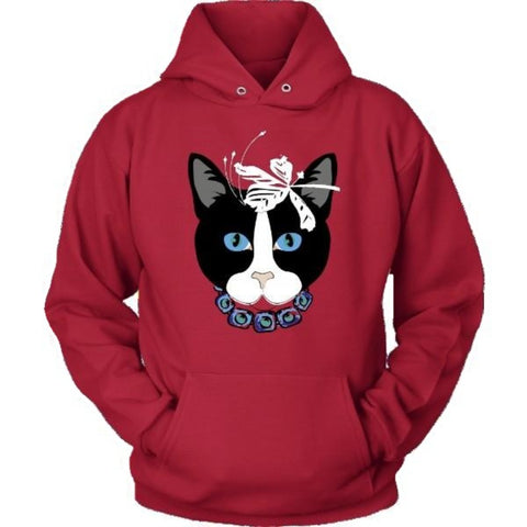 Image of cat hoodie - Cute Cats Store