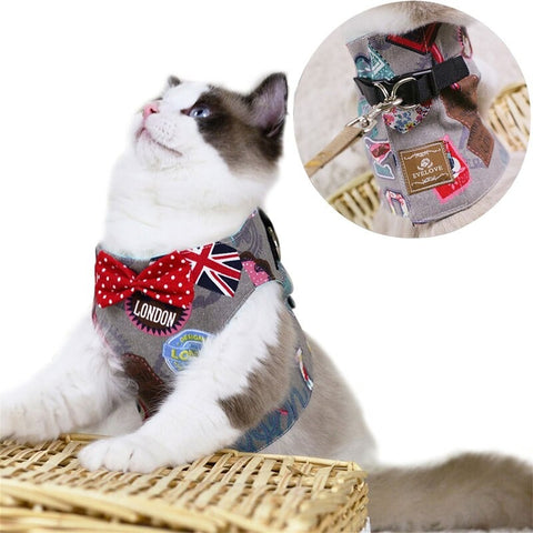 Cat Harness Vest - Cute Cats Store