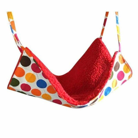 Cat Hammock Red / L - Cute Cats Store