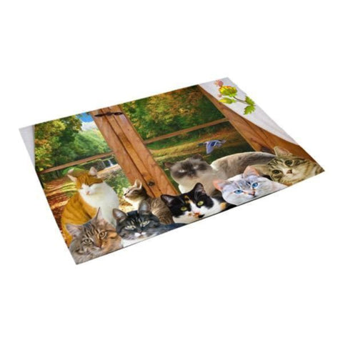 Image of Doormats - Cute Cats Store