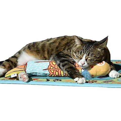 Image of Fish Cat Toy - Cute Cats Store