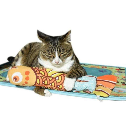Catnip Fish Cat Toy - Cute Cats Store