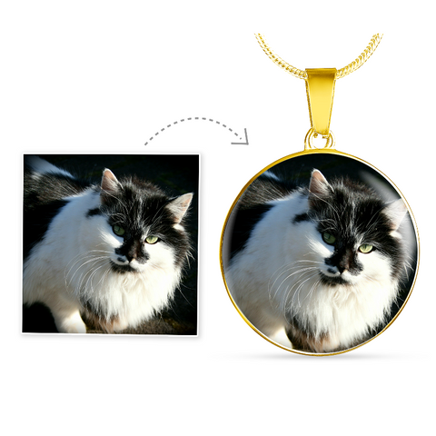 custom cat necklace - Cute Cats Store