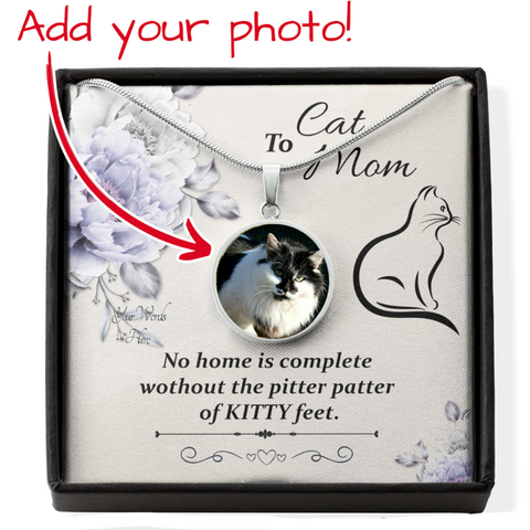 Image of cat necklace - Cute Cats Store