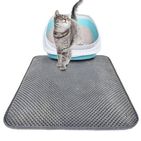 cat litter trapper mat - Cute Cats Store
