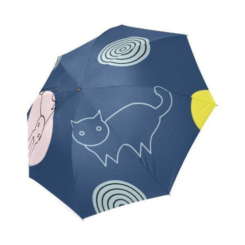 Image of cat umbrella - Cute Cats Store