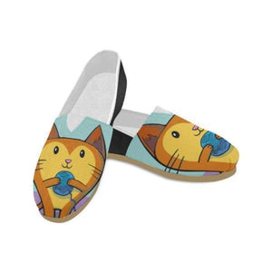 cat slip ons - Cute Cats Store