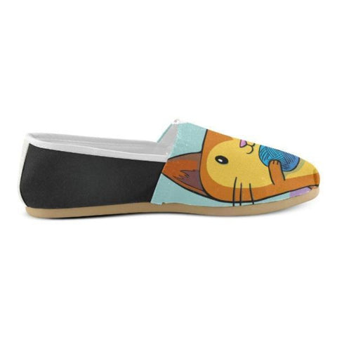 Kitty Slip-ons - Cute Cats Store