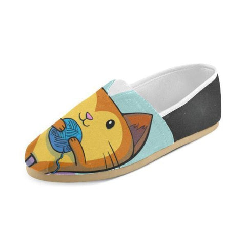 Image of kitty shoes design - Cute Cats Store