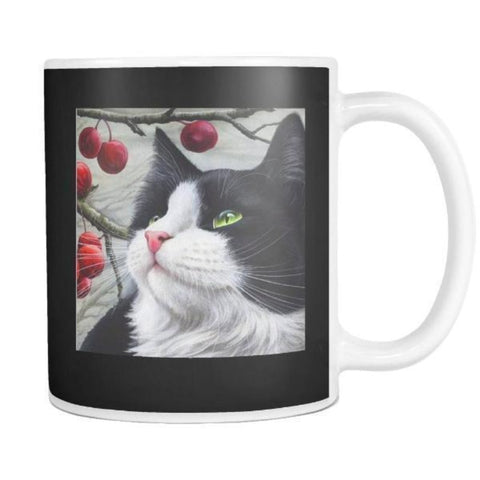 "Drinkware Smokey Black / 3.75""/ 9.50 cm - Cute Cats Store"