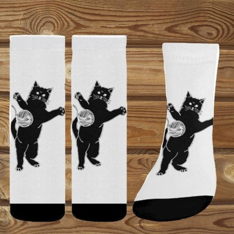 Image of cat socks - Cute Cats Store