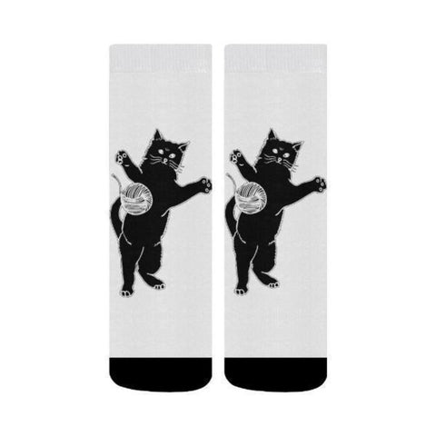 Image of cat lover socks - Cute Cats Store