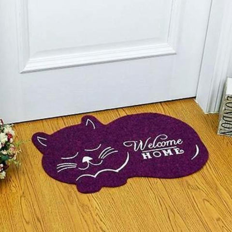Doormats purple / 40cmx60cm - Cute Cats Store