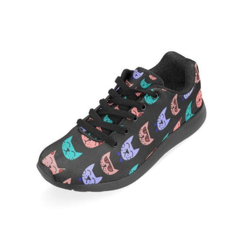 Cat Lover Women's Sneakers - Cute Cats Store