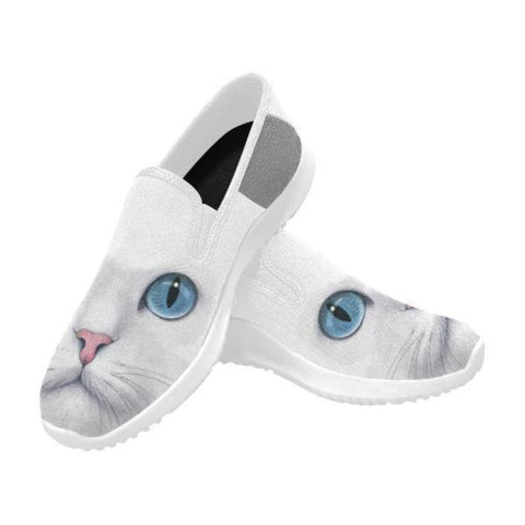 Image of cat lady shoes - Cute Cats Store