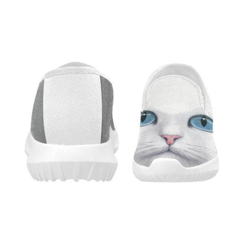 Image of Cat Lovers Women Sneakers - Cute Cats Store