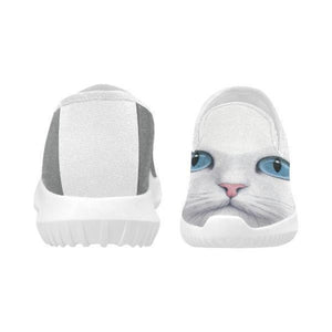 Cat Lovers Women Sneakers - Cute Cats Store