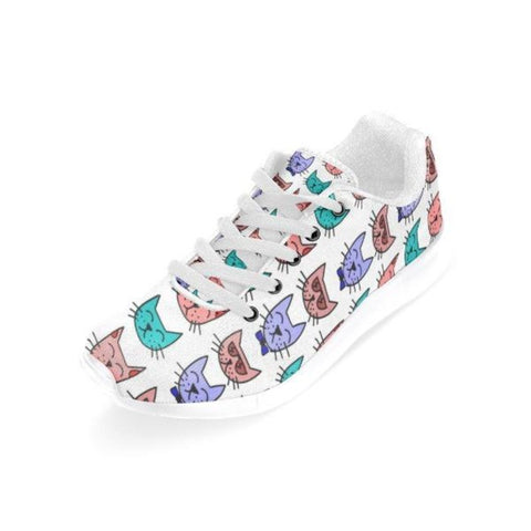 Canvas Shoes - Cute Cats Store