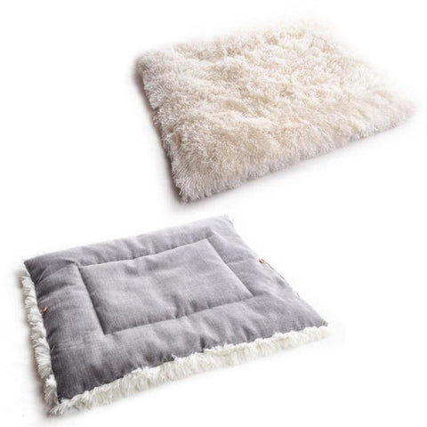 Image of faux fur cat bed - Cute Cats Store