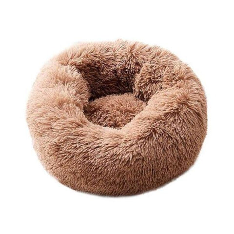 Image of Soft Comfortable Round Cat Bed - Cute Cats Store