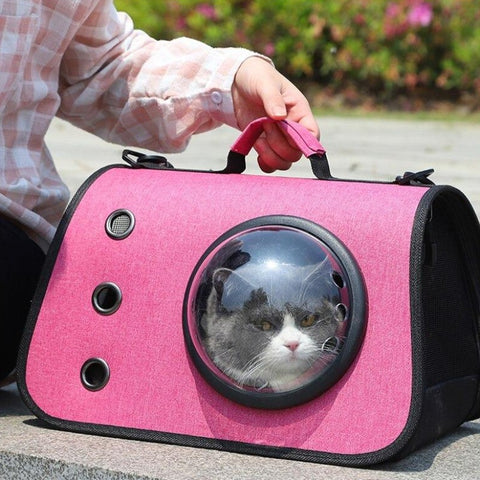 Image of carrier for cat - Cute Cats Store