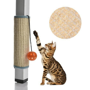 sisal cat scratcher - Cute Cats Store