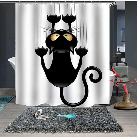 Cat Curtains - Cute Cats Store