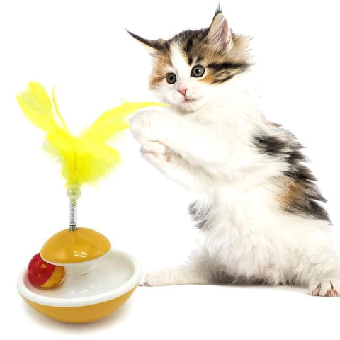 Image of Cat Toys Spinning Teaser Toy - Cute Cats Store
