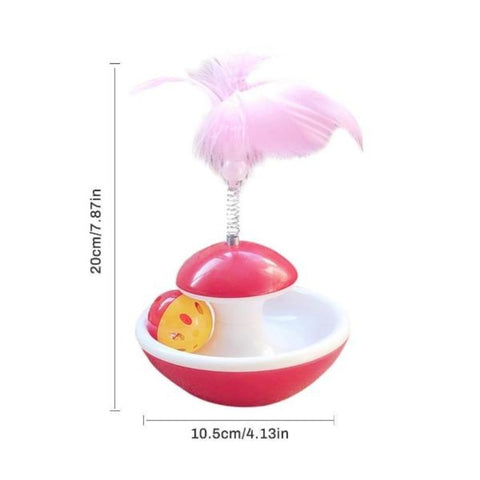 Image of Cat Toy Electronic Motion Ball - Cute Cats Store