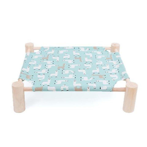 Image of Cat Hammock Green Bed - Cute Cats Store