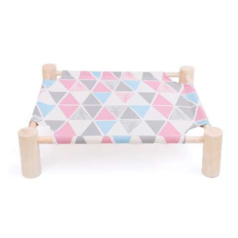 Image of Cat Hammock Pink Bed - Cute Cats Store