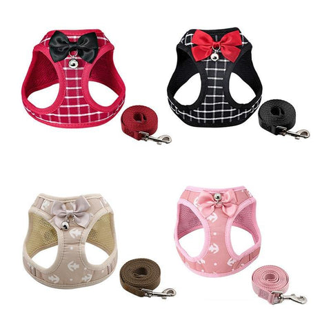 Image of Cat Harness And Leash Set - Cute Cats Store