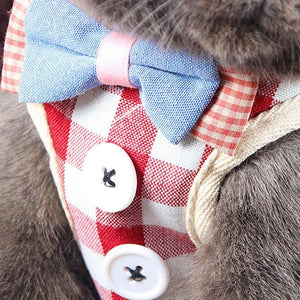 Cat Harness And Leash Set - Cute Cats Store
