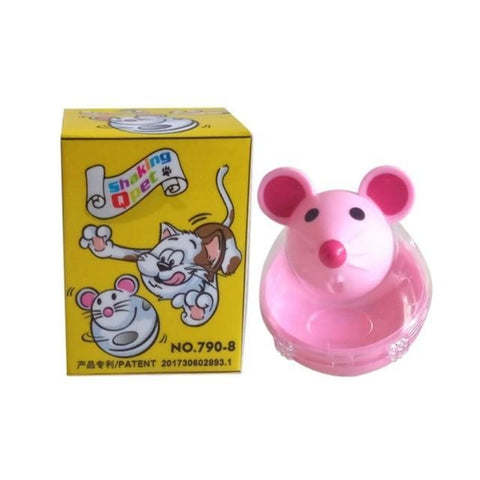 Cat Interactive Toy pink / 5x7cm - Cute Cats Store