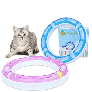 cat track toy - Cute cats Store