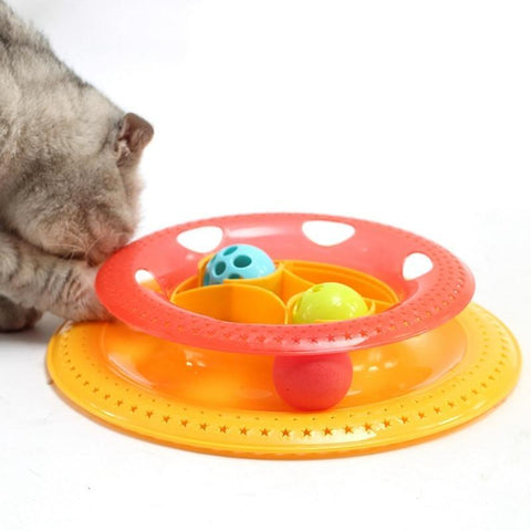 Image of Cat Toy Disc - Cute Cats Store