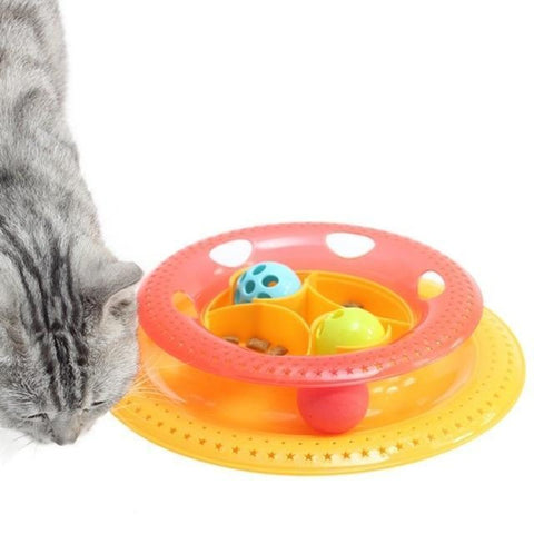 Image of cat track toy - Cute Cats Store
