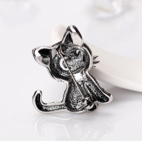 Image of cat brooch pin - Cute Cats Store