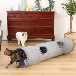 Portable Cat Tunnel - Cute Cats Store
