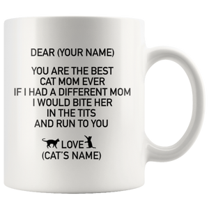 Cat Mom mug - Cute Cats Store
