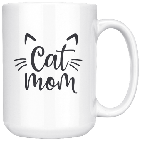 Drinkware 15oz Mug - Cute Cats Store