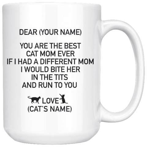 Image of Drinkware 15oz Mug - Cute Cats Store