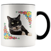"Drinkware Black / 3.75""/ 9.50 cm - Cute Cats Store"