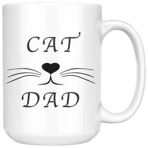 Drinkware Cat Dad - Cute Cats Store