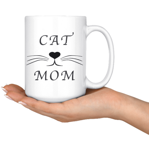 Image of Cat Mom mug - Cute Cats Store