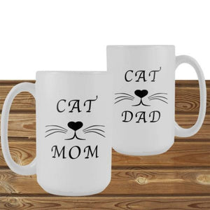 Cat Coffee Mug - Cute Cats Store